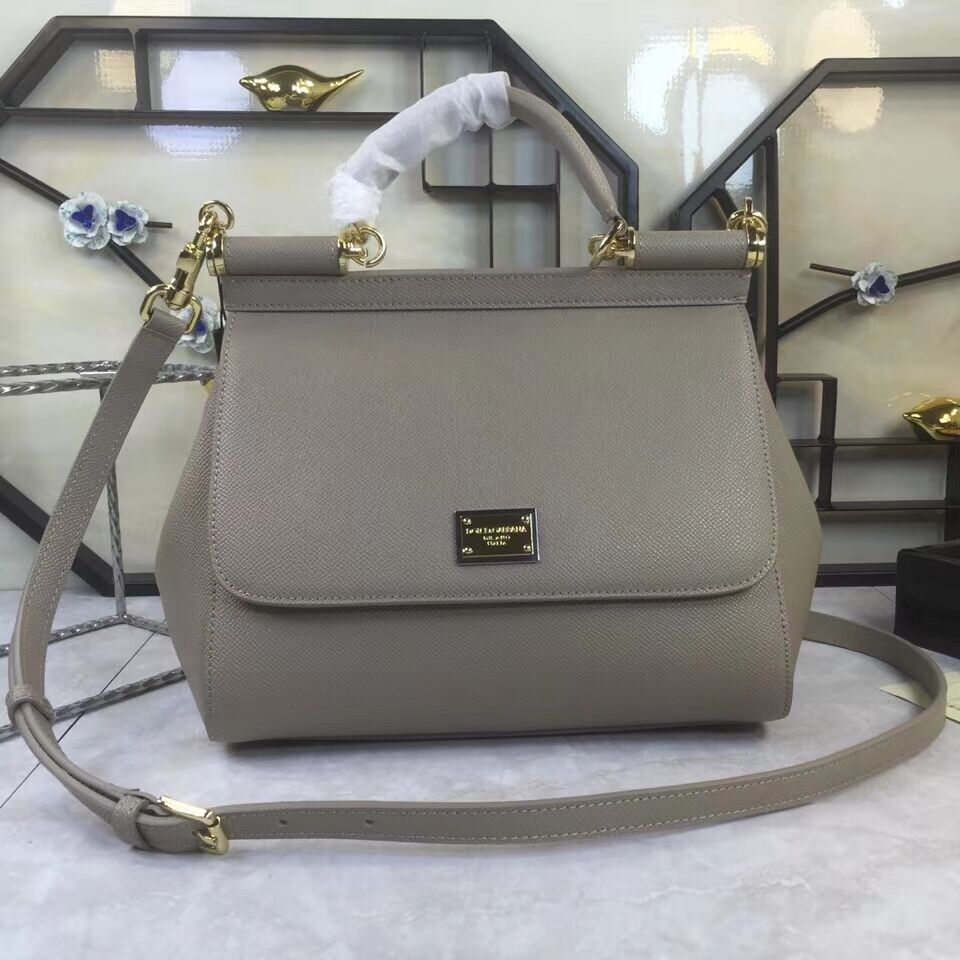 Dolce & Gabbana Origianl Leather 4136 grey