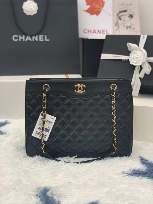 Chanel Original Lather Bag AS2784 black