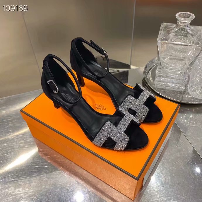 Hermes Shoes HO852HX-1 Heel height 6CM