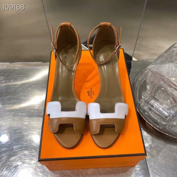 Hermes Shoes HO852HX-2 Heel height 6CM