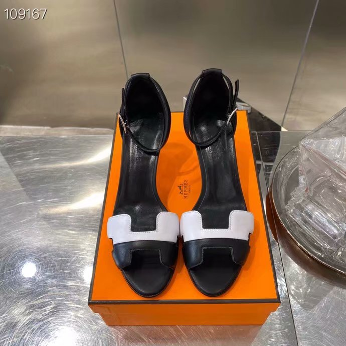 Hermes Shoes HO852HX-3 Heel height 6CM