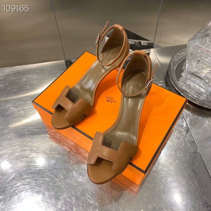 Hermes Shoes HO852HX-5 Heel height 6CM