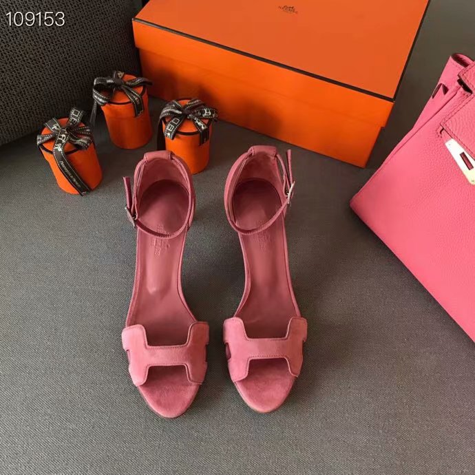 Hermes Shoes HO855HX-1 Heel height 6CM