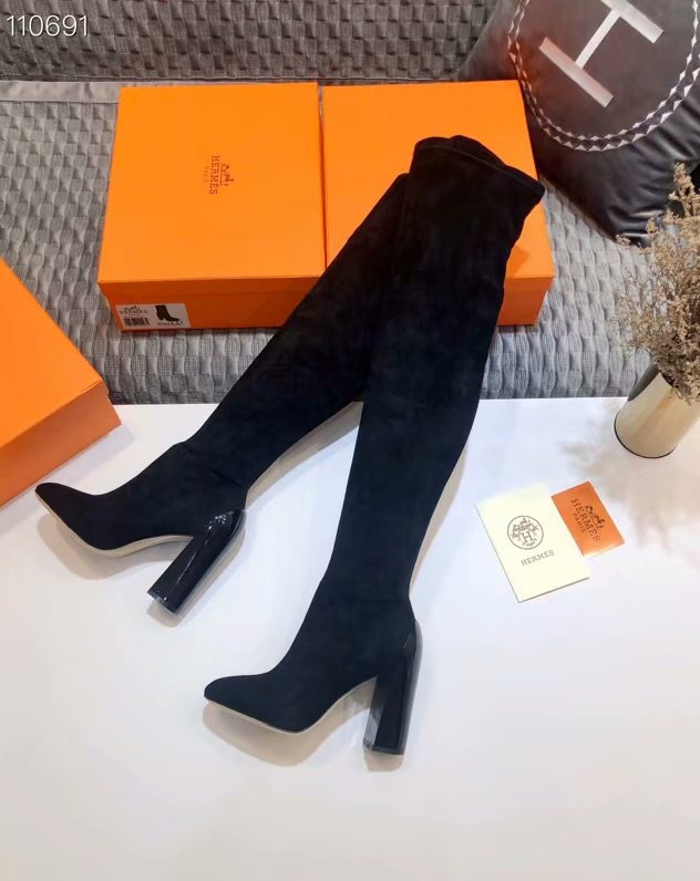 Hermes Shoes HO860DJ-2 Heel height 9CM