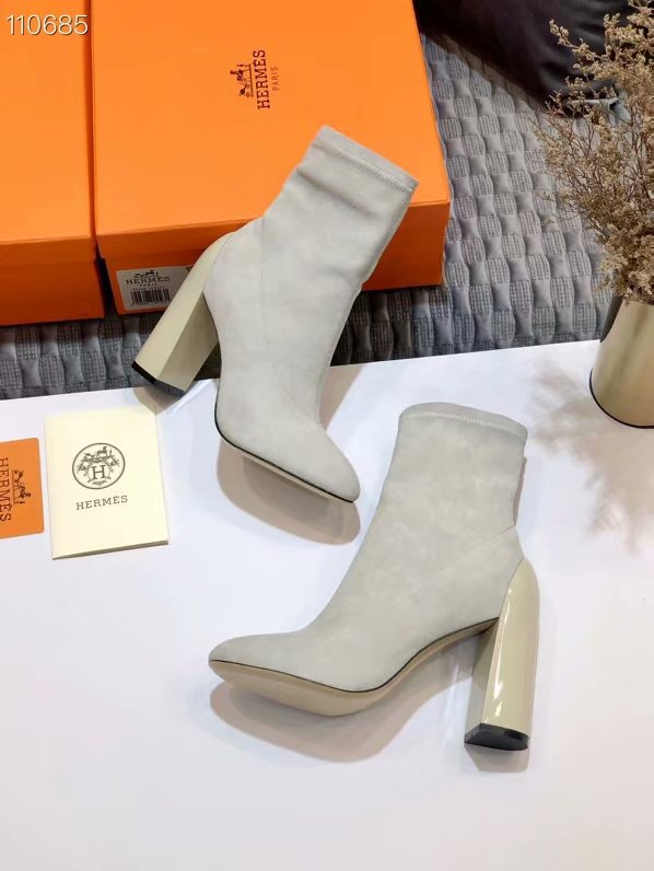 Hermes Shoes HO861DJ-2 Heel height 9CM