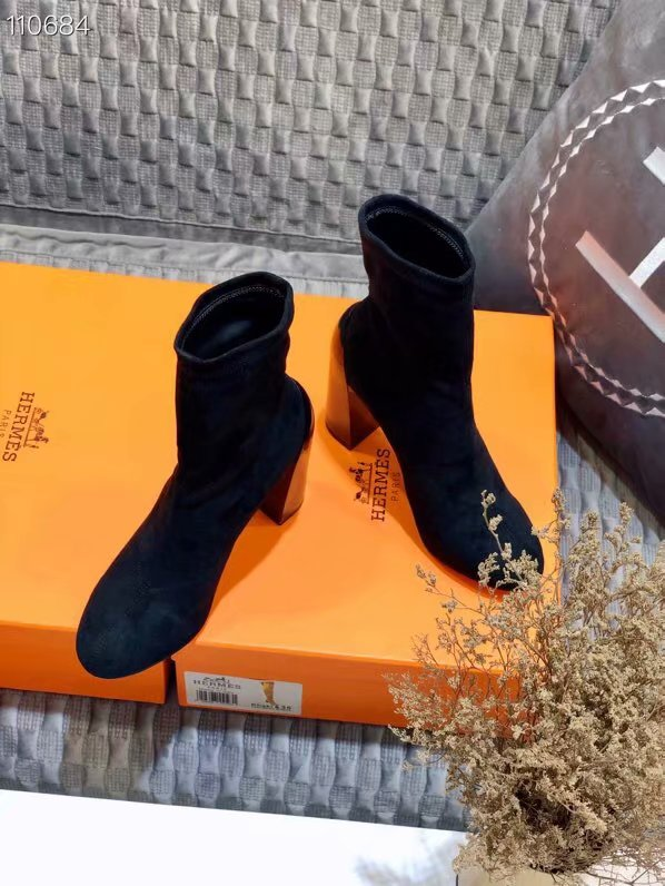 Hermes Shoes HO861DJ-3 Heel height 9CM