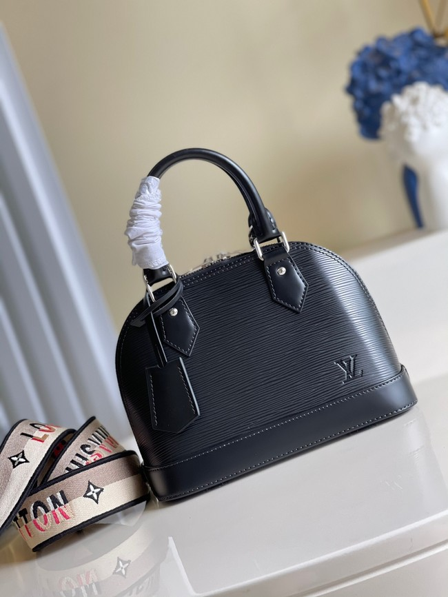 Louis Vuitton ALMA ALMA BB M57426 black