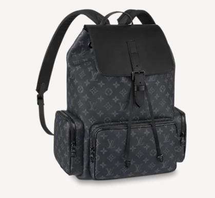 Louis Vuitton BACKPACK TRIO M45538 black