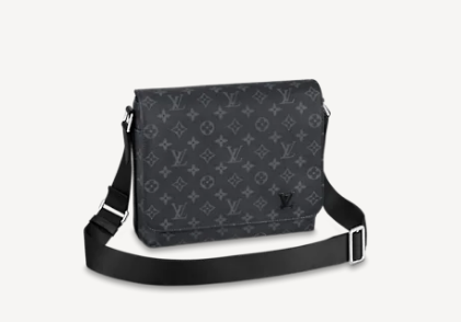 Louis Vuitton DISTRICT PM M45272 black