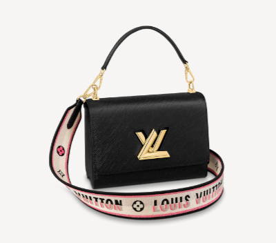 Louis Vuitton TWIST MM M57505 Black
