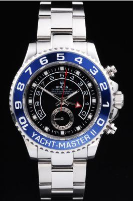 Rolex Yacht-Master II Blue&Black Surface Watch-RY3341