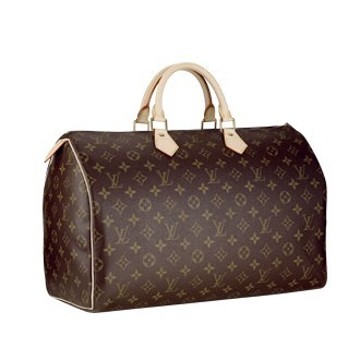 Louis Vuitton Monogram Canvas Speedy 40 M41522