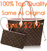 Louis Vuitton Monogram Canvas Neverfull MM M50366 Rose Ballerine Only $139